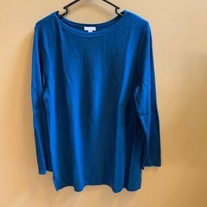 JJill women's sweater tunic
